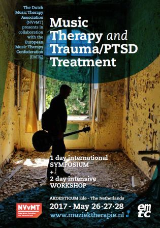 Music Therapy and Trauma – symposium en workshop