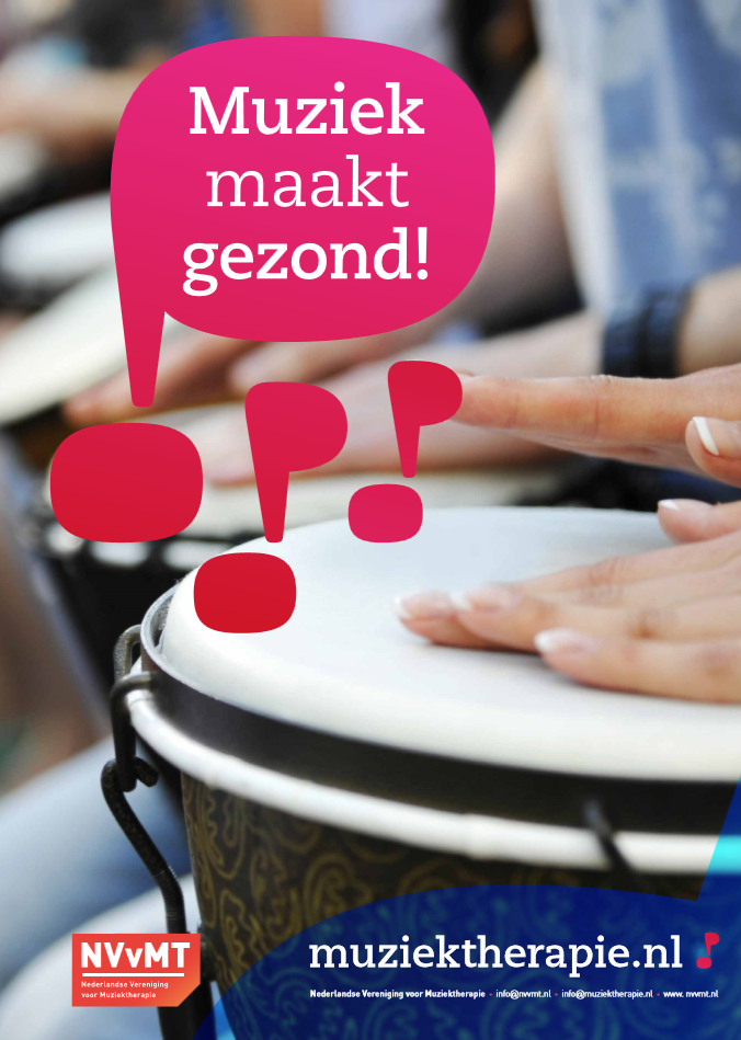 Brochures muziektherapie downloaden?
